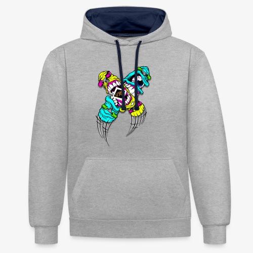 fkgdesign2 - Contrast hoodie
