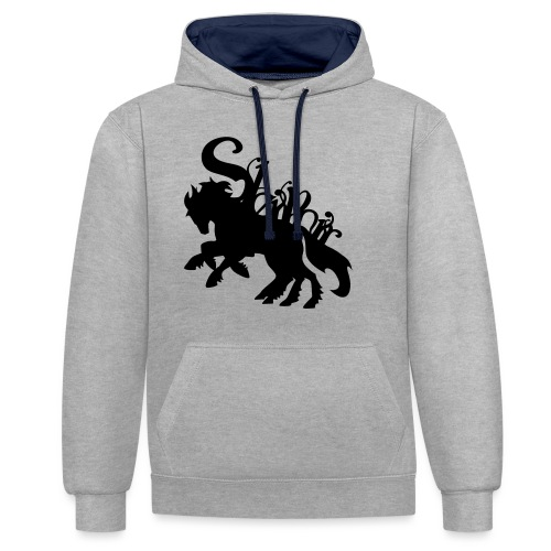 Slepnir - MT11 - Sweat-shirt contraste