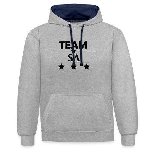 Team SA Logo - Kontrastluvtröja