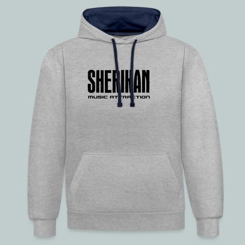 Sherikan - Kontrastluvtröja