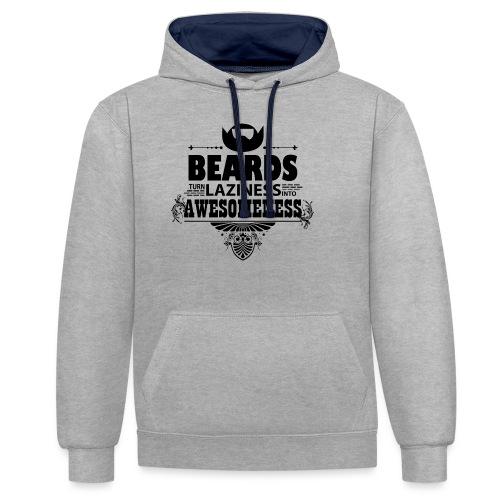 beards_laziness_awesomeness 10x - Kontrastihuppari