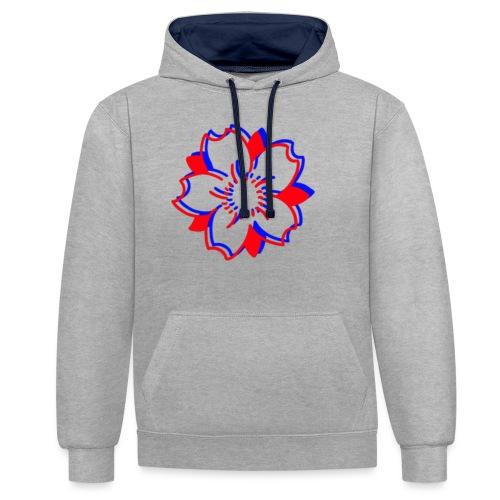 Sakura Logo - Sweat-shirt contraste