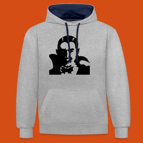 blackpire - Contrast hoodie