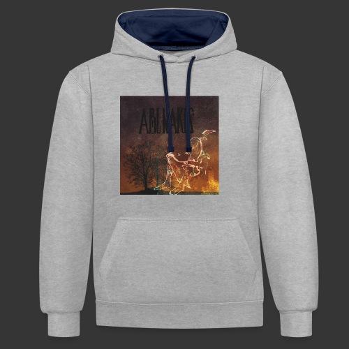 Visuel CD ABENAKIS - Sweat-shirt contraste