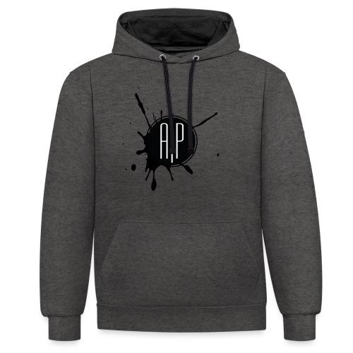 Atomic-Print - Sweat-shirt contraste