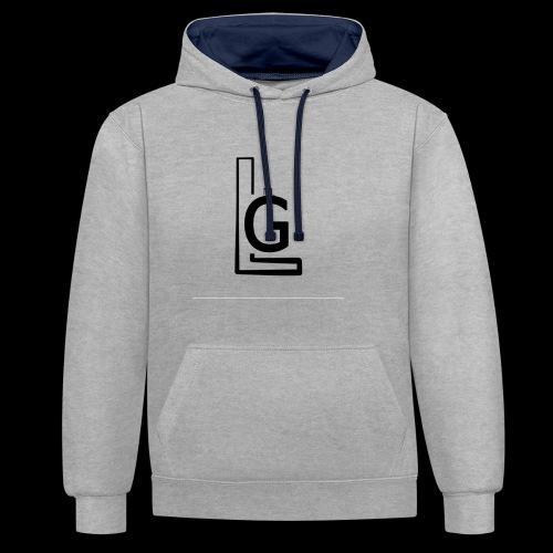 LegendgamingNL - Contrast hoodie