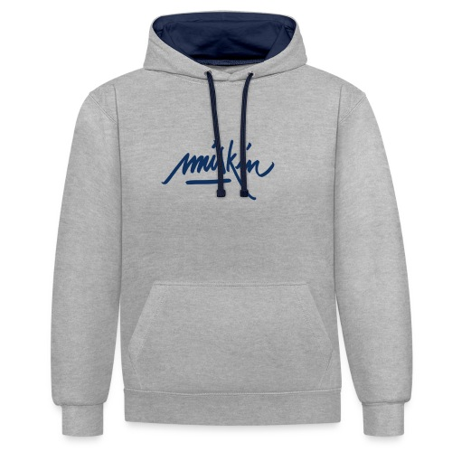 T-Shirt Miskin - Sweat-shirt contraste