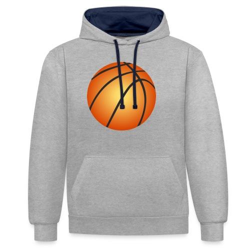 Basketball (2) - Contrast hoodie