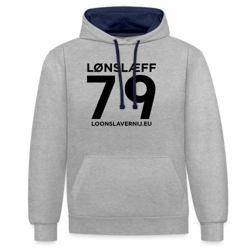 100014365_129748846_loons - Contrast hoodie