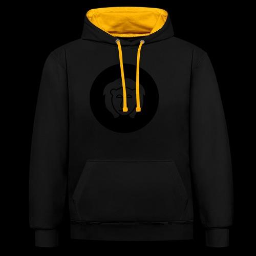 5nexx - Contrast hoodie
