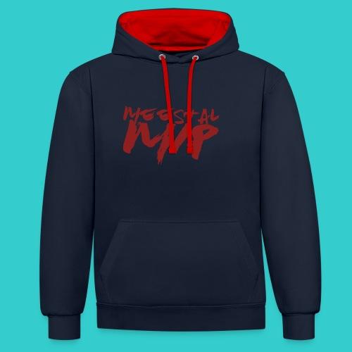 MeestalMip Shirt - Kids & Babies - Contrast hoodie