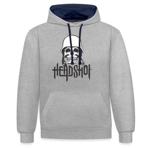 printing on t shirt - Kontrast-Hoodie