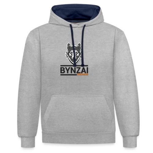 Mug Bynzai - Sweat-shirt contraste