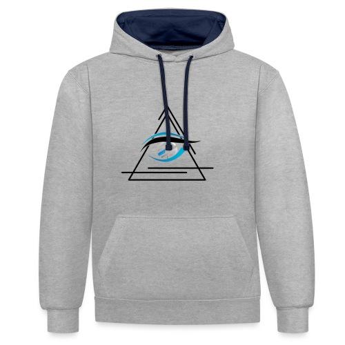 Triangle Edition - Sweat-shirt contraste