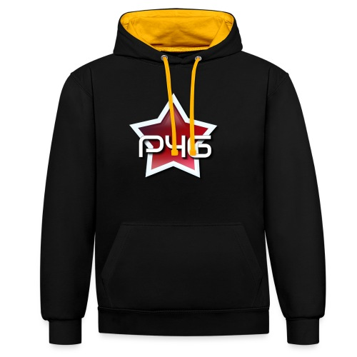 logo P4G 2 5 - Sweat-shirt contraste
