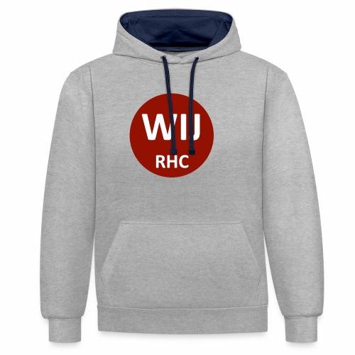 WIJ RHC - Contrast hoodie