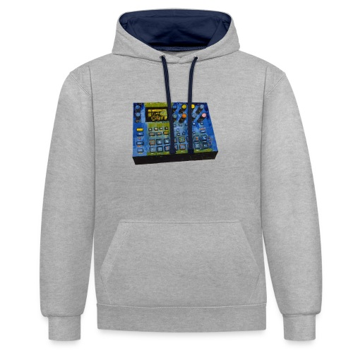 Elektron Digitakt - Contrast Colour Hoodie