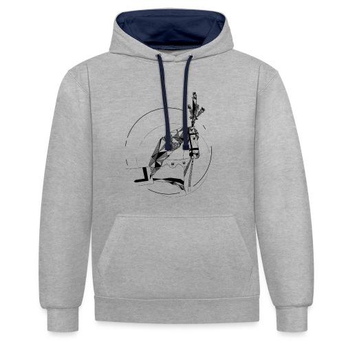 Ros Beiaard - Dendermonde - Sweat-shirt contraste