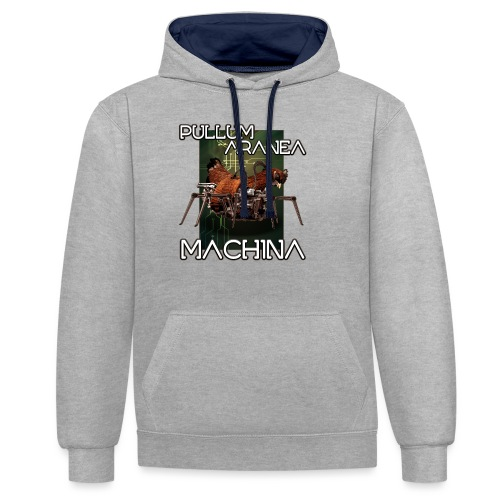 Pullum Aranea Machina - Contrast hoodie