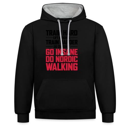 Nordic Walking - Go Insane - Kontrastihuppari