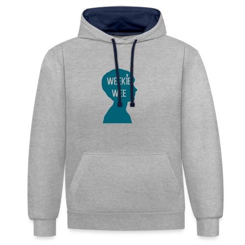 TShirt_Weekiewee - Contrast hoodie