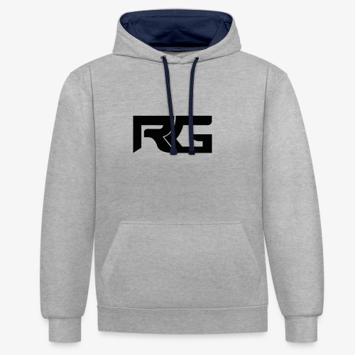 Revelation gaming - Contrast Colour Hoodie