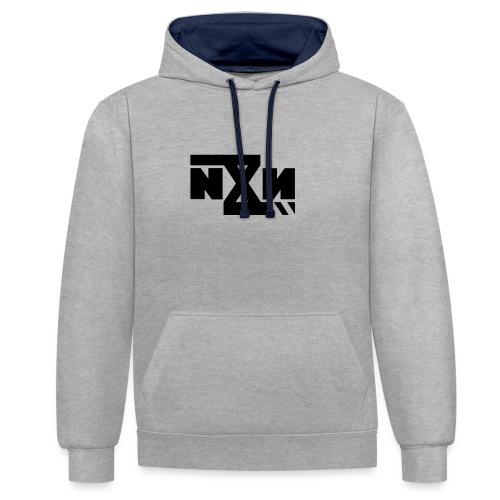 N8N Bolt - Contrast hoodie