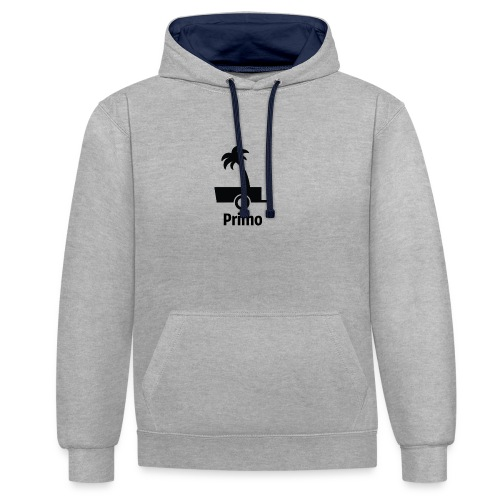 Primo Promo - Contrast hoodie