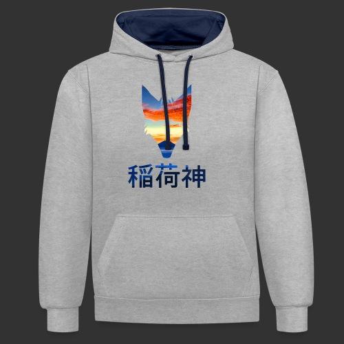 Inari Fox (Fuji Edition) - Sweat-shirt contraste