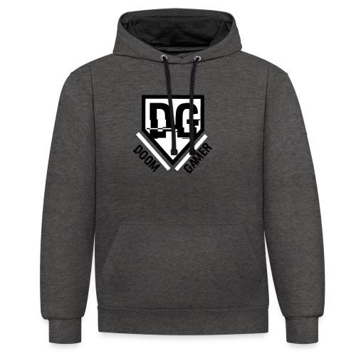 doomgamer galaxy s6 hoesje - Contrast hoodie