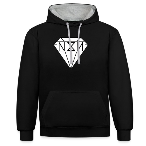 N8N - Contrast hoodie