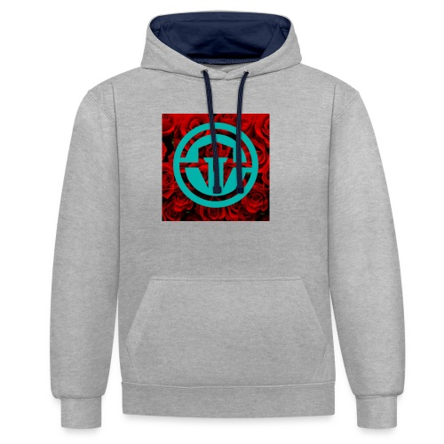 xxImmortalScope - Contrast Colour Hoodie