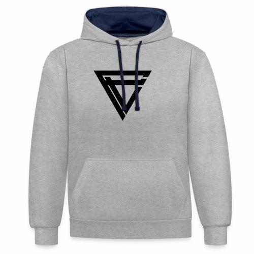 Saint Clothing T-shirt | MALE - Kontrast-hettegenser