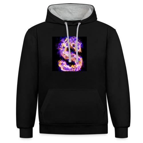 sikegameryolo77 kids hoodies - Contrast Colour Hoodie