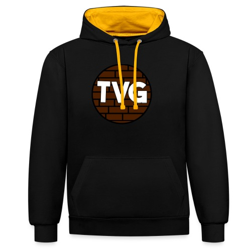 TeVeelGamers - Contrast hoodie