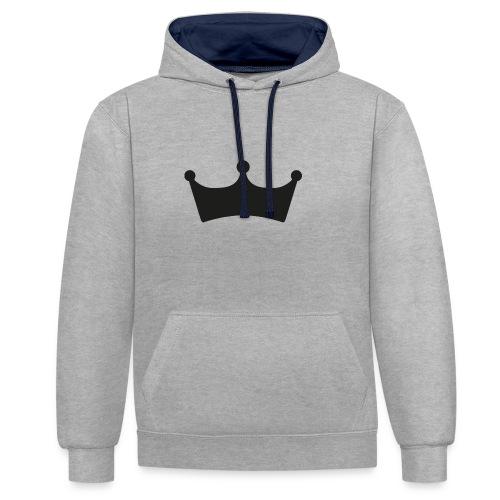 JewelFC Kroon - Contrast hoodie
