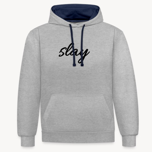 SLAY - Kontrastihuppari