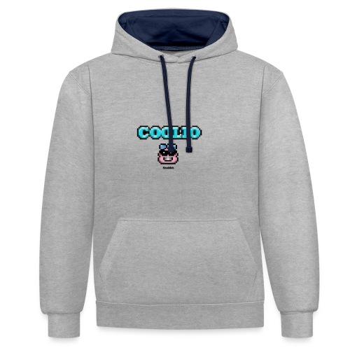 Coolio - Girl - Kontrast-Hoodie