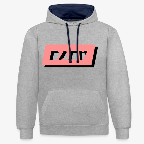 DADV - Sweat-shirt contraste