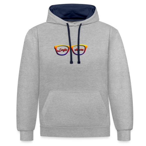 limited edition - Contrast Colour Hoodie