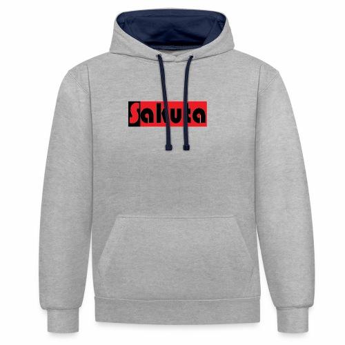 Sakuta 2 - Kontrast-hættetrøje