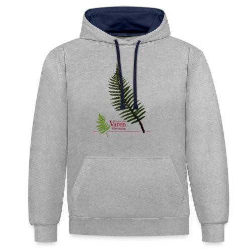 Polyblepharum - Contrast hoodie