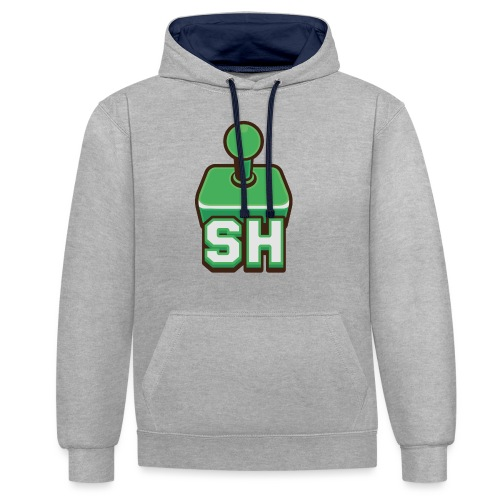 Speedhouse Controller - Contrast hoodie