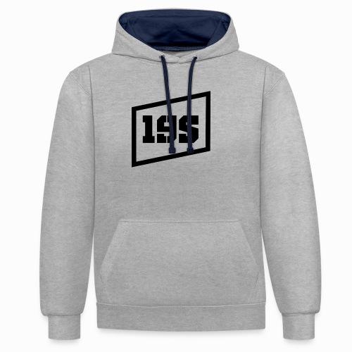 19series Logo - Kontrast-Hoodie