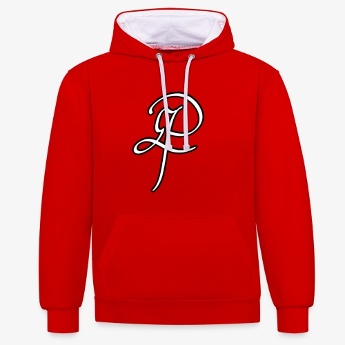 EP - Contrast Colour Hoodie