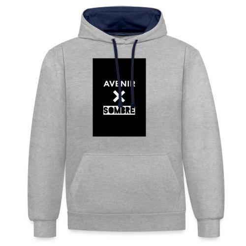 IMG_1095 - Sweat-shirt contraste