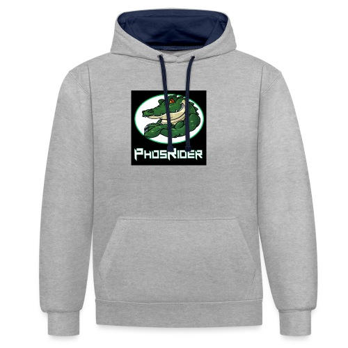 PhosRider - Sweat-shirt contraste