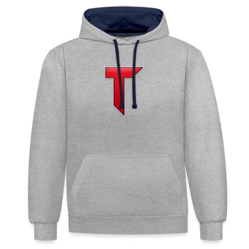 TWIZZ - Contrast Colour Hoodie