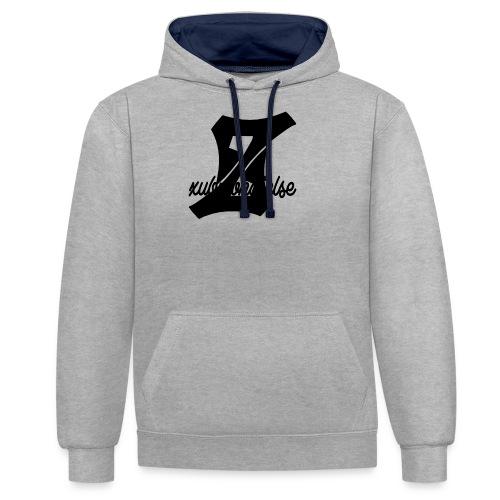 Xubzwhatelse T-Shirt - Kontrast-Hoodie