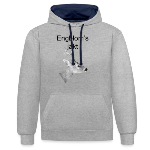 Officiell logo by Engbloms jakt - Kontrastluvtröja